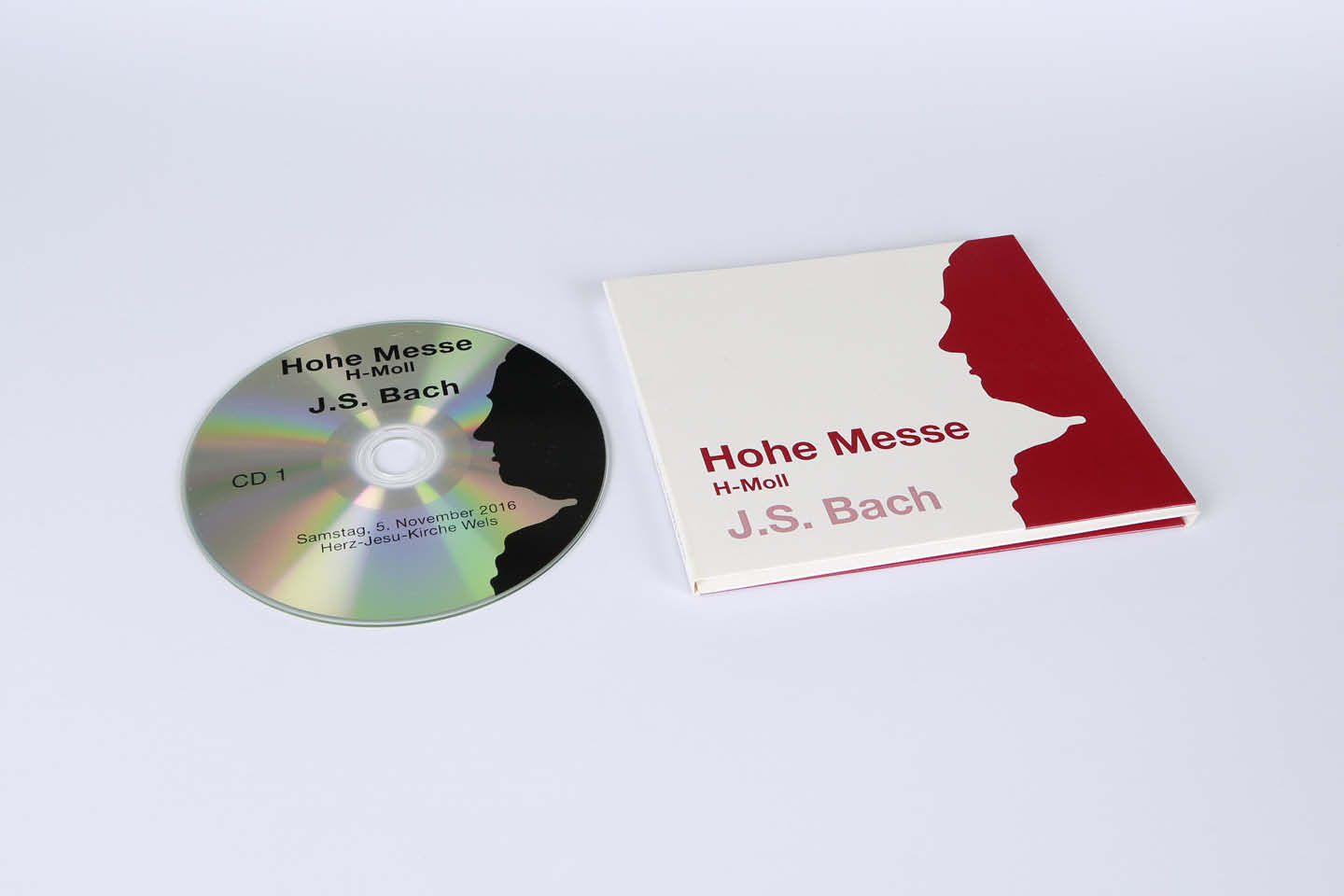 CD Cover Bachchor Wels